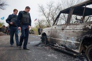 МВД проверит каждого милиционера из Славянска на предательство