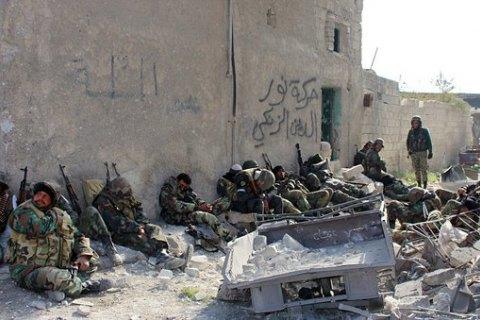 Сирійські повстанці погодилися приїхати на організовані Росією переговори