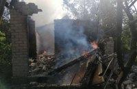Окупанти обстріляли Авдіївку, зруйновано два будинки