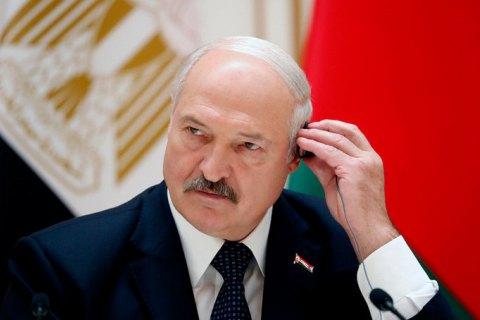 Зеленский поговорил по телефону с Лукашенко