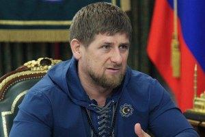 Путин наградил Кадырова орденом