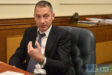 Порошенко оголосив про відставку Ложкіна