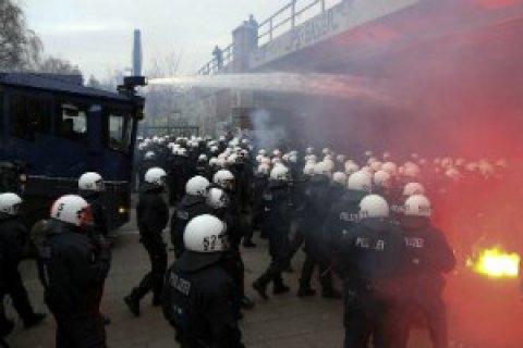 Вред отпротестов вовремя G-20 оценили в €12 млн