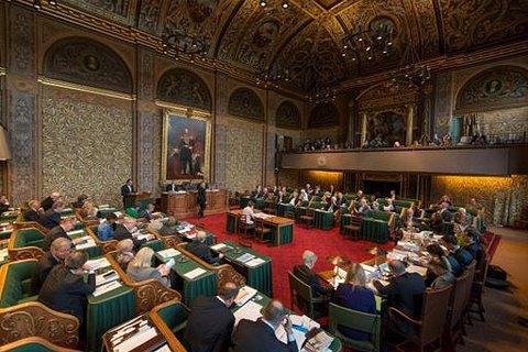 Сенат Нідерландів запланував дебати щодоУА України і ЄС