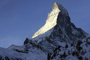 Знаменитая швейцарская гора разрушается от потепления