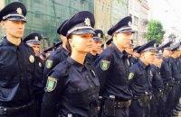 Невестка погибшего в АТО генерала пошла в львовскую полицию