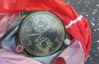 У пассажирки рейса Киев-Париж-Токио изъяли радиоактивные часы