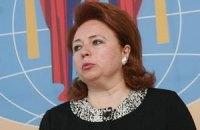 Карпачова в Криму пише книгу