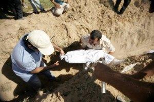 На півночі Іраку знайшли 16 трупів