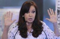 Экс-президент Аргентины обвинила власти страны в политическом давлении