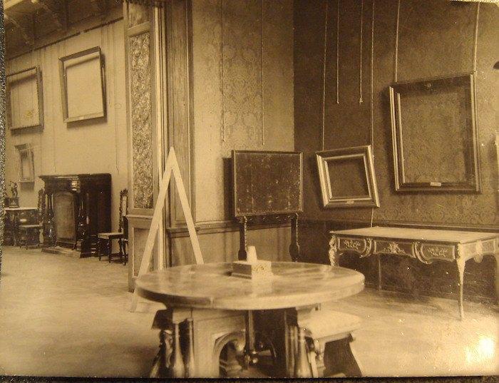 Музей після відступу нацистських військ. 1943
