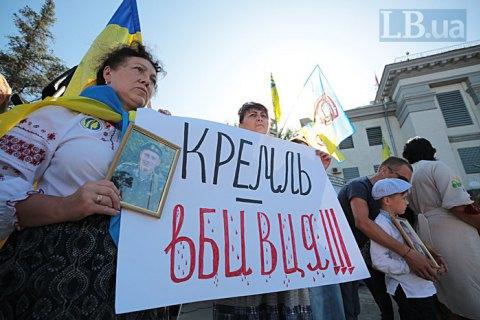 Менее 20% украинцев считают, что можно достичь мира на Донбассе, предоставив ему автономию