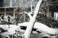 """Унаслідок буревію """"Белла"""" в Італії загинули двоє людей"""