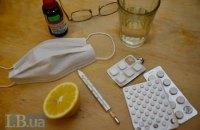 У Києві кількість хворих на грип зросла на чверть, на карантині 120 шкіл