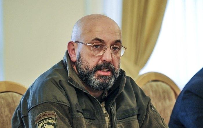 Генерал Сергій Кривонос