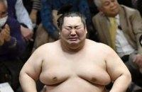Впервые в истории турнир по сумо в Японии пройдет без зрителей