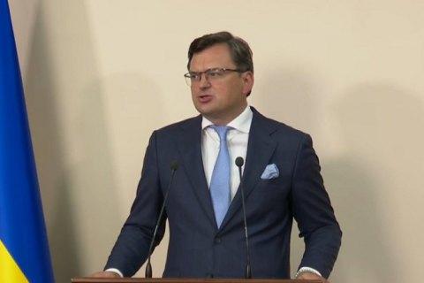 РНБО затвердила стратегію зовнішньополітичної діяльності України, - Кулеба