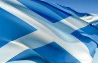 Шотландцы не хотят быть независимыми, - опрос