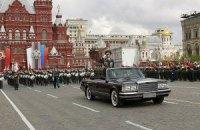 Армія Сербії візьме участь у параді в Москві 9 травня
