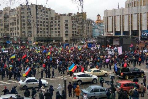 Саакашвили разоблачил важный сговор, причастна АП— Марш заимпичмент