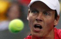 Бердых выиграл первый за полтора года турнир и подвинул Маррея в рейтинге