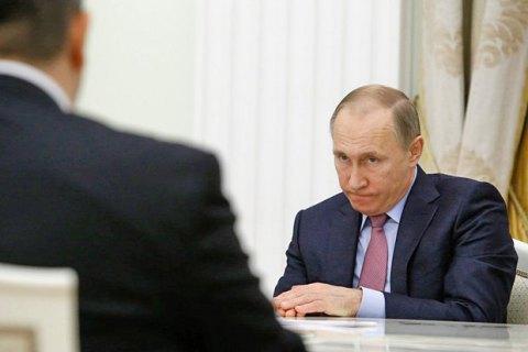 Путін: Росія сьогодні сильніша від будь-якого потенційного агресора