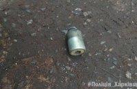 В Харькове мужчина запустил из окна квартиры сигнальную ракету и угрожал взорвать дом