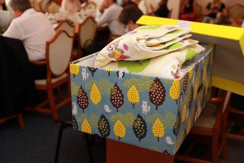 """Комитет Рады рекомендует возобновить выдачу """"пакетов малыша"""""""