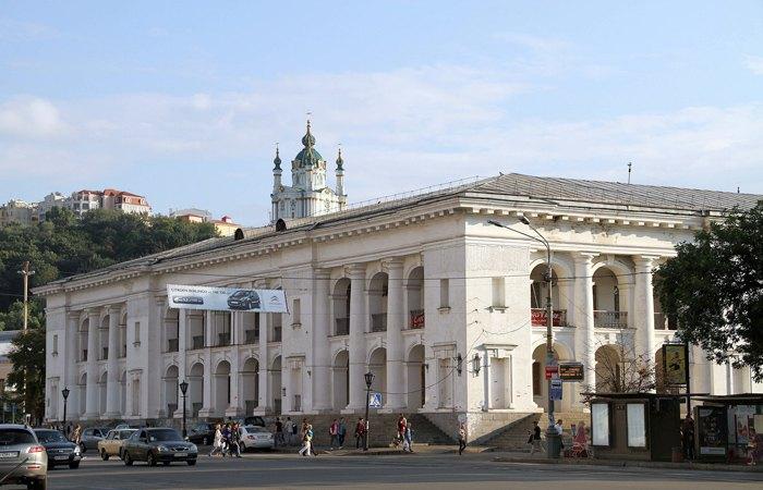 Гостиный двор, 2012, Киев