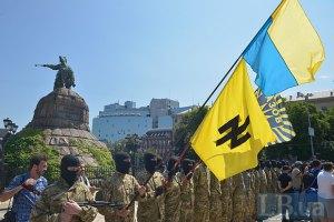 "Комбат ""Азова"" заявил о контроле сил АТО над Широкино"