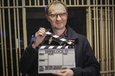 """Творці серіалу """"Шерлок"""" оголосили про початок зйомок 4-го сезону"""