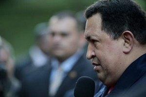 Чавес выступил в поддержку Асада