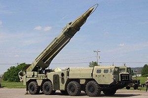 """Ракета """"Скад"""" из Сирии упала на территории Ирака"""