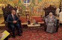 Грузинская православная церковь поддерживает предоставление Томоса Украине