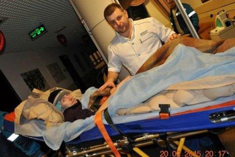 Лікарня в Броварах відмовилася надати додаткове приміщення для реабілітації важкопоранених військових