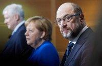 """У Німеччині домовилися про створення """"великої коаліції"""""""