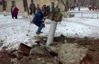 Під час обстрілу Краматорська загинули вісім військових