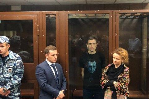 У РФ активіст, який носив передачі українським морякам, отримав чотири роки колонії