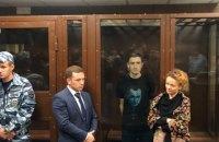 В РФ активист, который носил передачи украинским морякам, получил четыре года колонии
