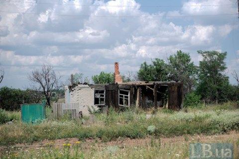 На Донбассе сегодня получили ранения трое украинских военных