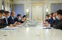 Зеленський ініціював програму підтримки для малого і середнього бізнесу