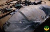 Военные нашли в зоне АТО российский беспилотник