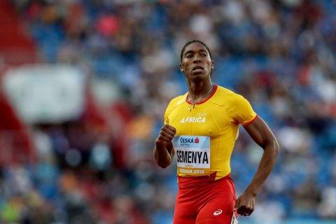 Двукратная олимпийская чемпионка должна быть признана мужчиной, - IAAF
