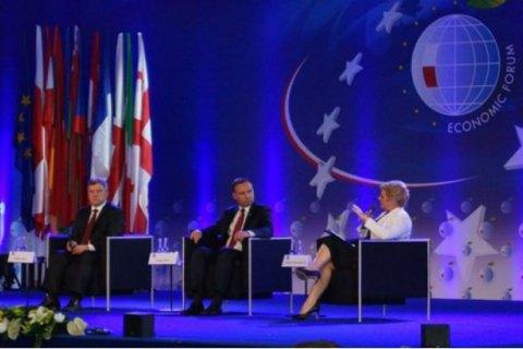НАТО должно дать ответ тем, кто имеет имперские замашки, - Дуда