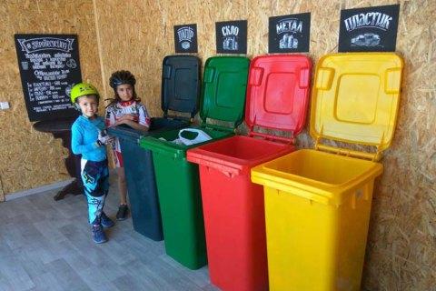 Станции сортировки мусора в Киеве повышают расценки