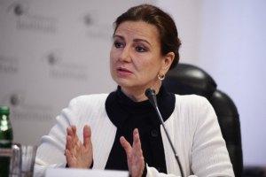 Богословская: Турчинов мог быть замешан в валютных спекуляциях