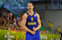 Сборная Украины одержала третью победу на Евробаскете-2013