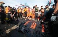На месте крушения Боинга в Индонезии обнаружили тела нескольких погибших (обновлено)