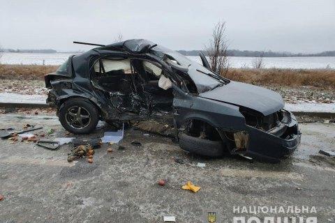 Поліція відкрила кримінальне провадження за фактом ДТП на Київщині, у якій загинув підліток