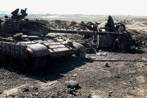 """З території Росії обстріляли сили АТО поблизу """"Маринівки"""""""